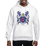 Lopes Family Crest Hooded Sweatshirt
