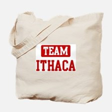 Team Ithaca Tote Bag