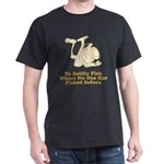 To Boldly Fish Dark T-Shirt