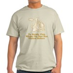 To Boldly Fish Light T-Shirt
