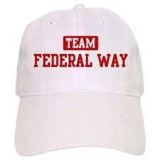Team Federal Way Baseball Cap