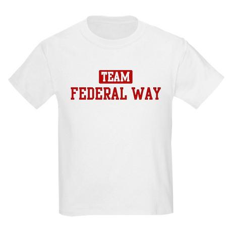 Team Federal Way Kids Light T-Shirt