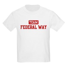Team Federal Way T-Shirt