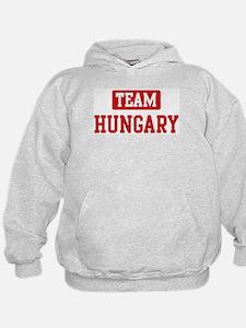 Team Hungary Hoodie