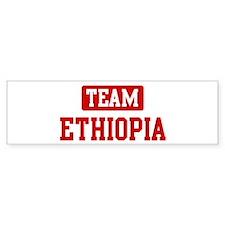 Team Ethiopia Bumper Sticker (50 pk)