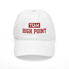 Team High Point Baseball Cap