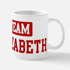 Team Elizabeth Mug