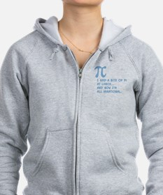 Pi for Lunch Zip Hoodie
