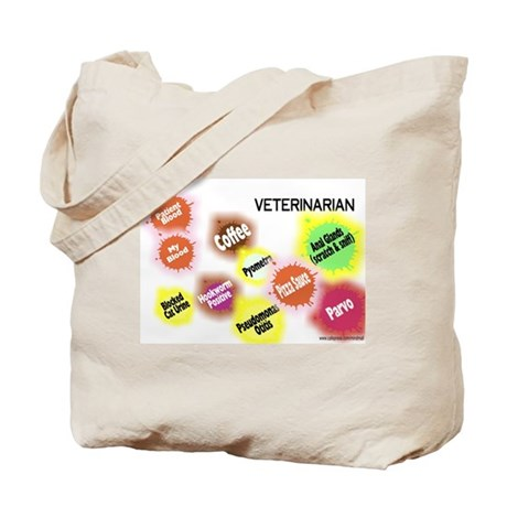Veterinarian Tote Bag
