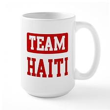 Team Haiti Mug