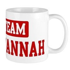 Team Savannah Mug