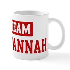 Team Savannah Small Mug