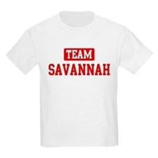 Team Savannah T-Shirt