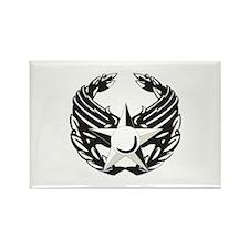 Commander Rectangle Magnet (100 pack)