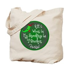 T-Bucket Parts Christmas Tote Bag