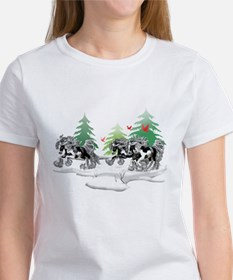 Gypsy Vanner Winter Tee