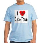 I Love Cape Town Light T-Shirt