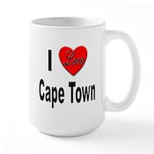 I Love Cape Town Mug