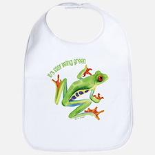 Amphibians Bib