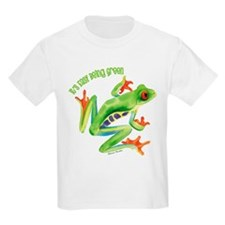 Its Easy Being Green - FROG T-Shirt