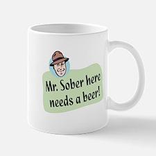 Mr. Sober - Mug