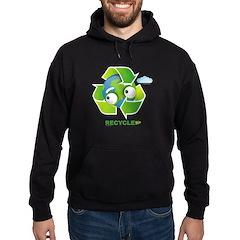 Recycle Hoodie (dark)