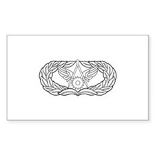Civil Engineer Rectangle Decal
