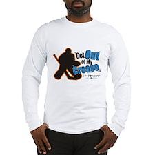 I AM HOCKEY GOALIE Long Sleeve T-Shirt