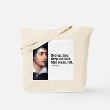 "Byron ""Roll On"" Tote Bag"