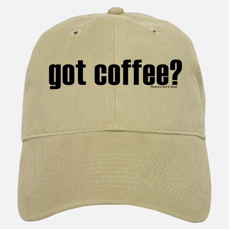 got coffee? * Baseball Baseball Cap