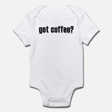 got coffee? * Infant Bodysuit