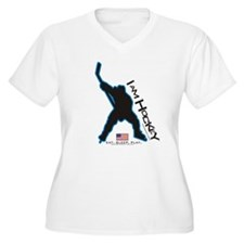 I AM HOCKEY USA T-Shirt
