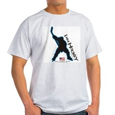 I AM HOCKEY USA T-Shirt