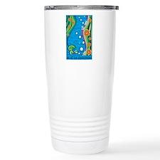 Water Pollution Travel Mug