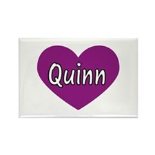 Quinn Rectangle Magnet