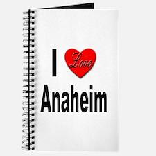 I Love Anaheim California Journal