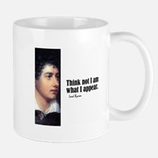 "Byron ""Think Not"" Mug"