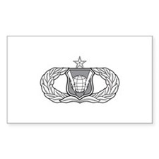 Command and Control Rectangle Decal