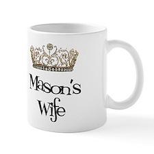 Mason's Wife Mug