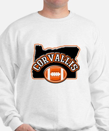 Corvallis Football Sweatshirt