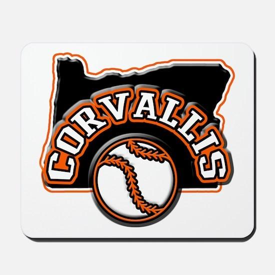 Corvallis Baseball Mousepad