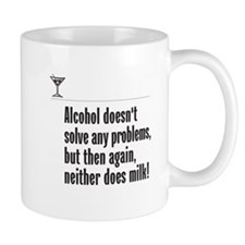 Alcohol or Milk? - Mug