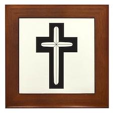 Christian Chaplain Framed Tile