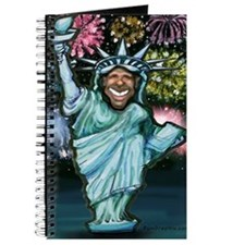 Funny Presidential inauguration Journal