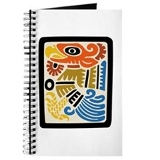 Mexican Aztec Eagle Journal