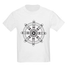 Buddhist Chaplain Kids T-Shirt