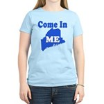 Maine, Come In! Women's Light T-Shirt