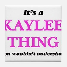 It's a Kaylee thing, you wouldn&# Tile Coaster