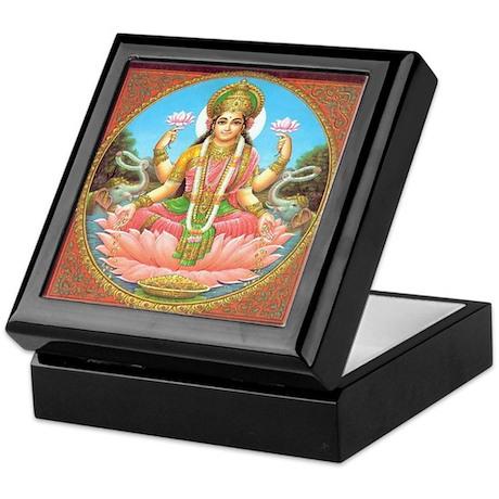 Lakshmi Keepsake Box