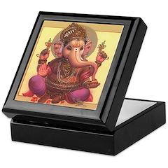 Ganesh Keepsake Box